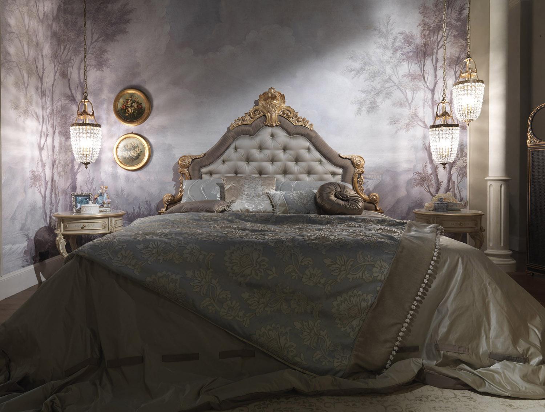 Camera da letto stile francese chic for Camere da letto minimal chic