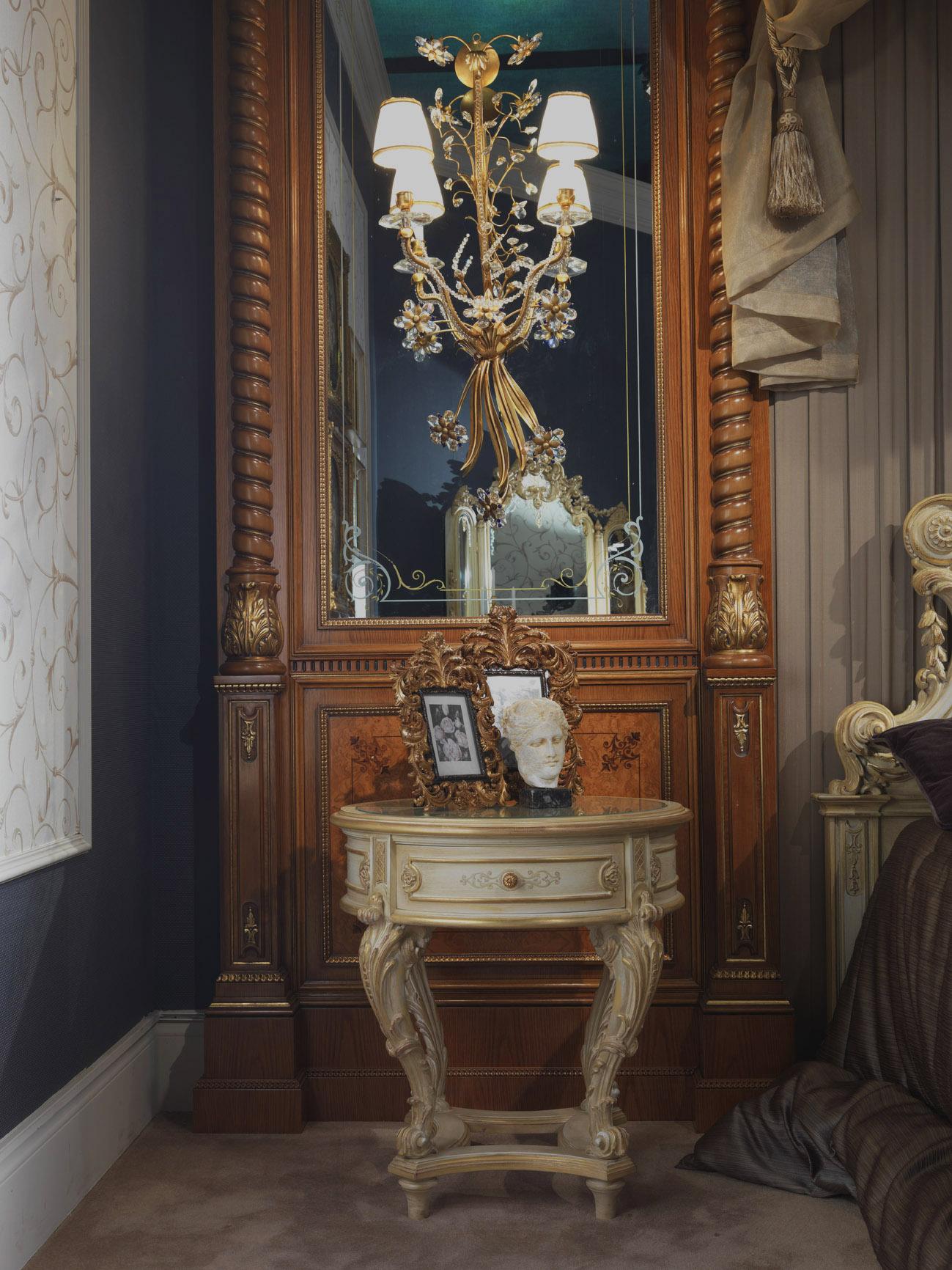 Camera da letto stile francese chic for Camera da letto in stile europeo