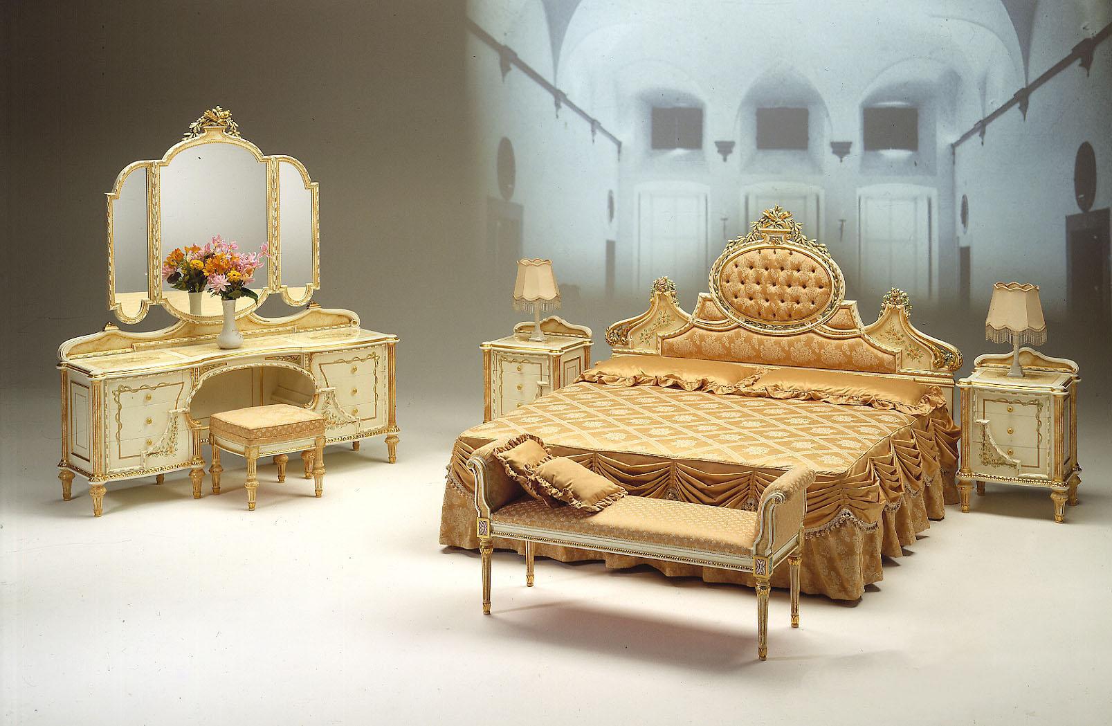 Camera letto luigi xvi jasmine - Camera da letto luigi filippo ...