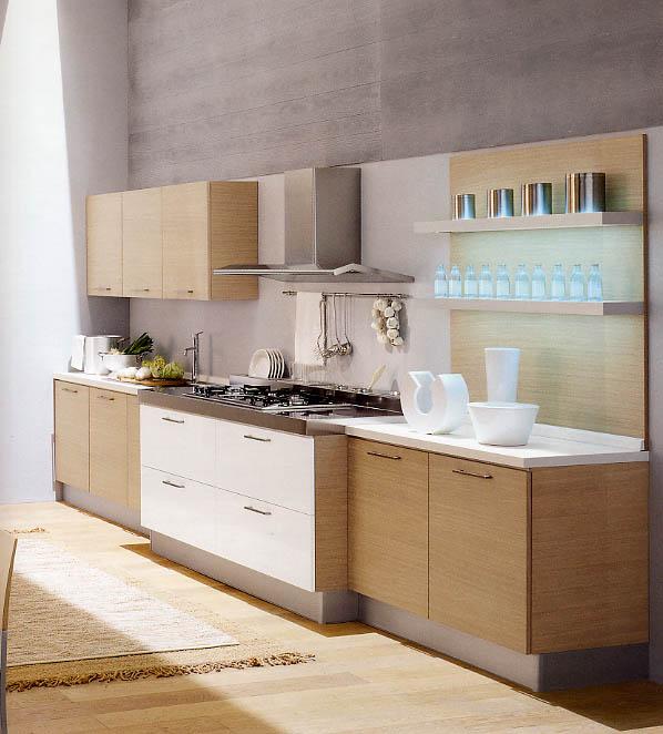 Cucina moderna gaia esposizione artigiani medesi meda mb - Artigiani cucine ...