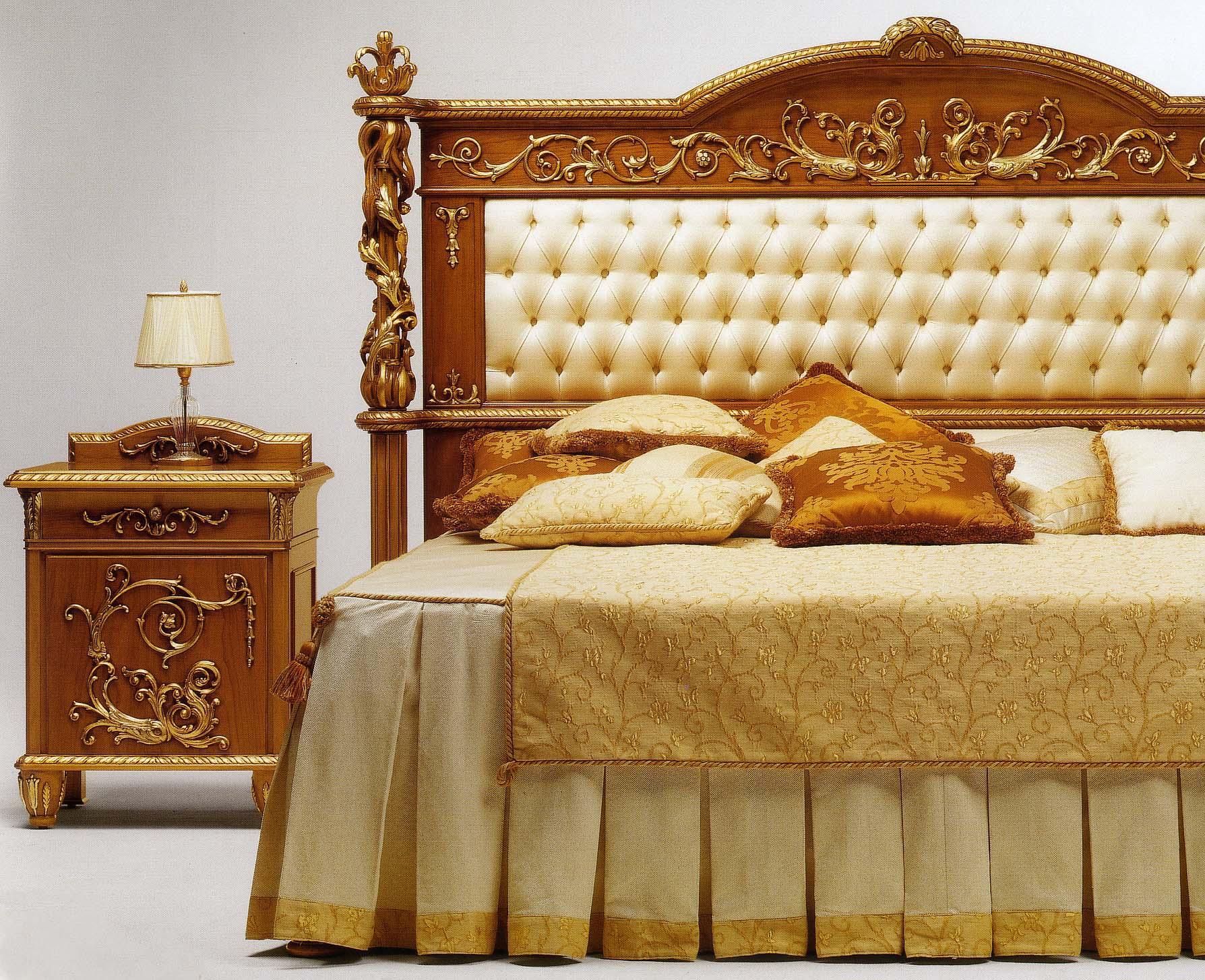 camera da letto impero demetra esposizione artigiani